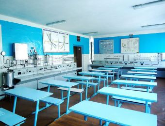 Лабораторія теплотехніки