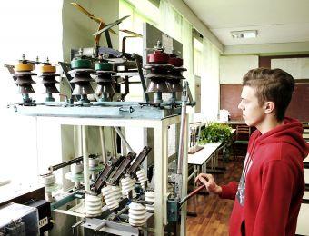 Лабораторія електроустаткування електростанцій і підстанцій