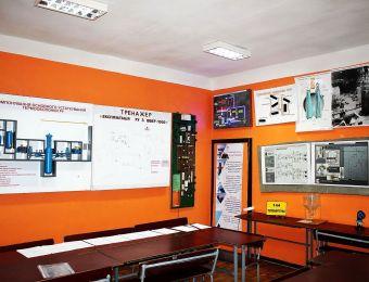 Лабораторія  обслуговуваня і налагодження теплоенергетичного устаткування АЕС