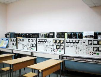 Лабораторія осннов метрології та електричних вимірювань