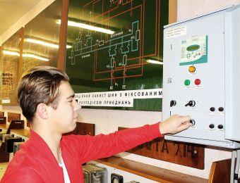 Лабораторія  релейного захисту і автоматики