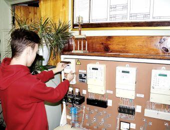 Лабораторія  електроустаткування електростанцій і підстанцій, монтажу засобів автоматизації